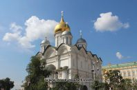 Archangel Cathedral - Kremlin, Moscow, Russia