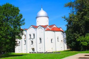 Church of John on Opoks - Veliky Novgorod,Russia