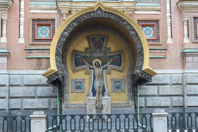 Church of the Resurrection of Christ, Museum of the Savior on Blood from the Griboedov Canal