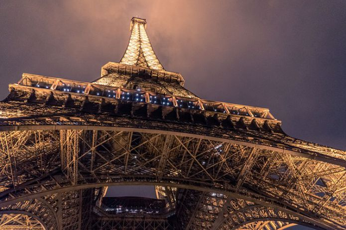The Eiffel Tower - Paris,France