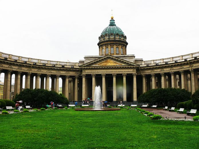 Kazan Cathedral St. Petersburg