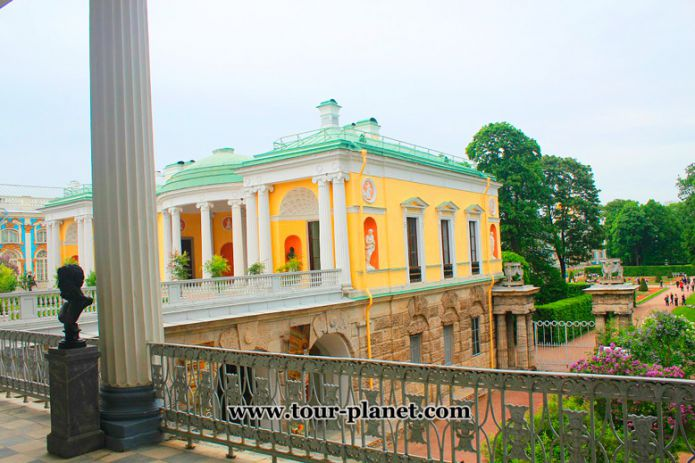 The Great Catherine Palace - Tsarskoye Selo, Russia