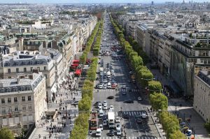 Champs Elysees - Paris,France