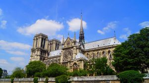 Notre Dame Cathedral - Paris,France
